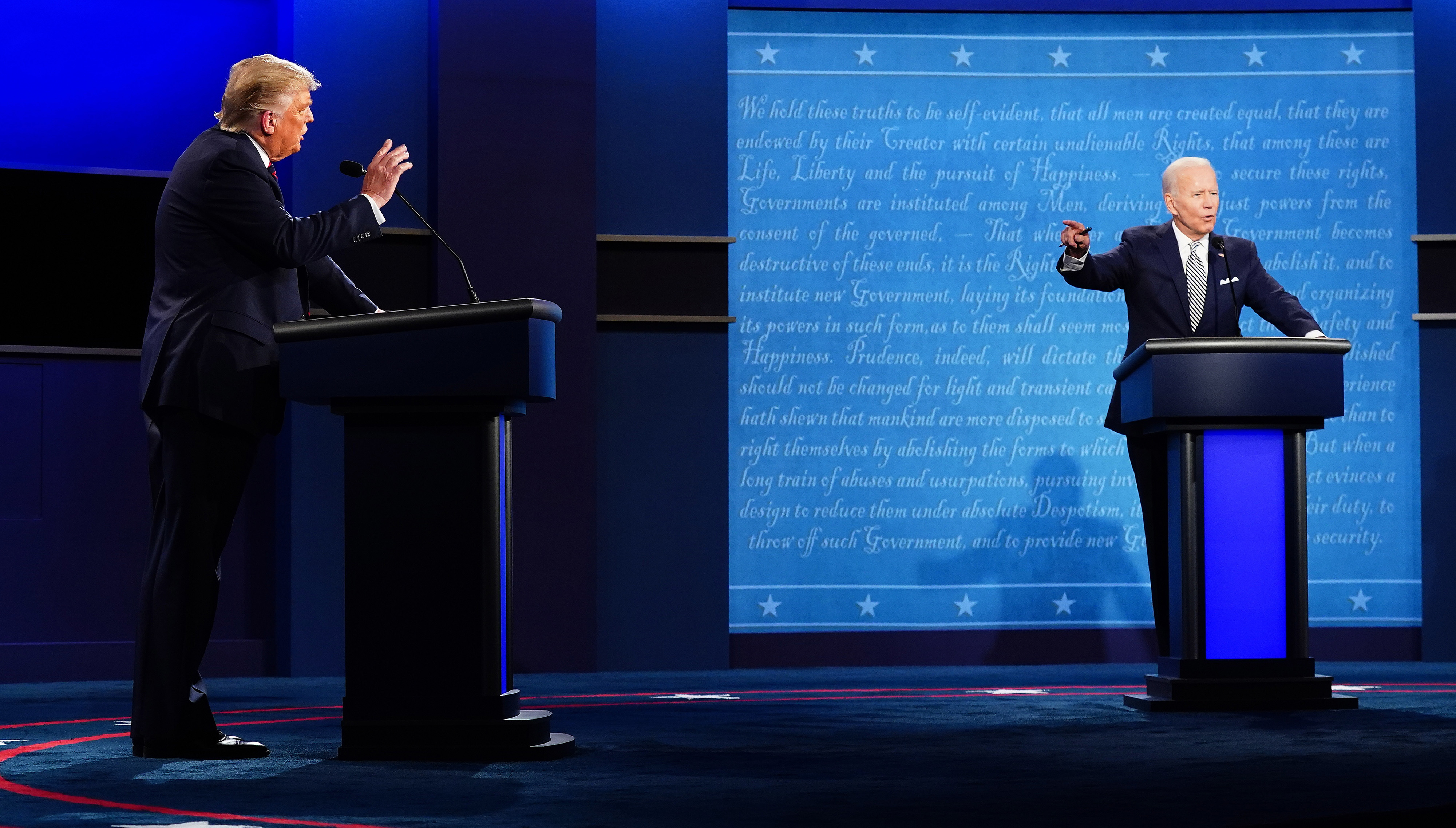 Trump vs. Biden I: Come on, man - Macleans.ca