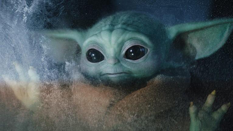 The Child in The Mandalorian, Season 2 (Courtesy of Lucasfilm Ltd/Disney+)