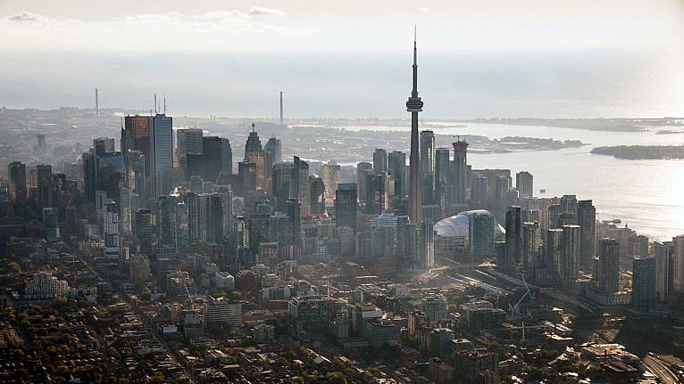 During past epidemics, cities' populations shrank due to death and the flight of those who could afford to leave. Will it be any different this time? (James MacDonald/Bloomberg/Getty Images)
