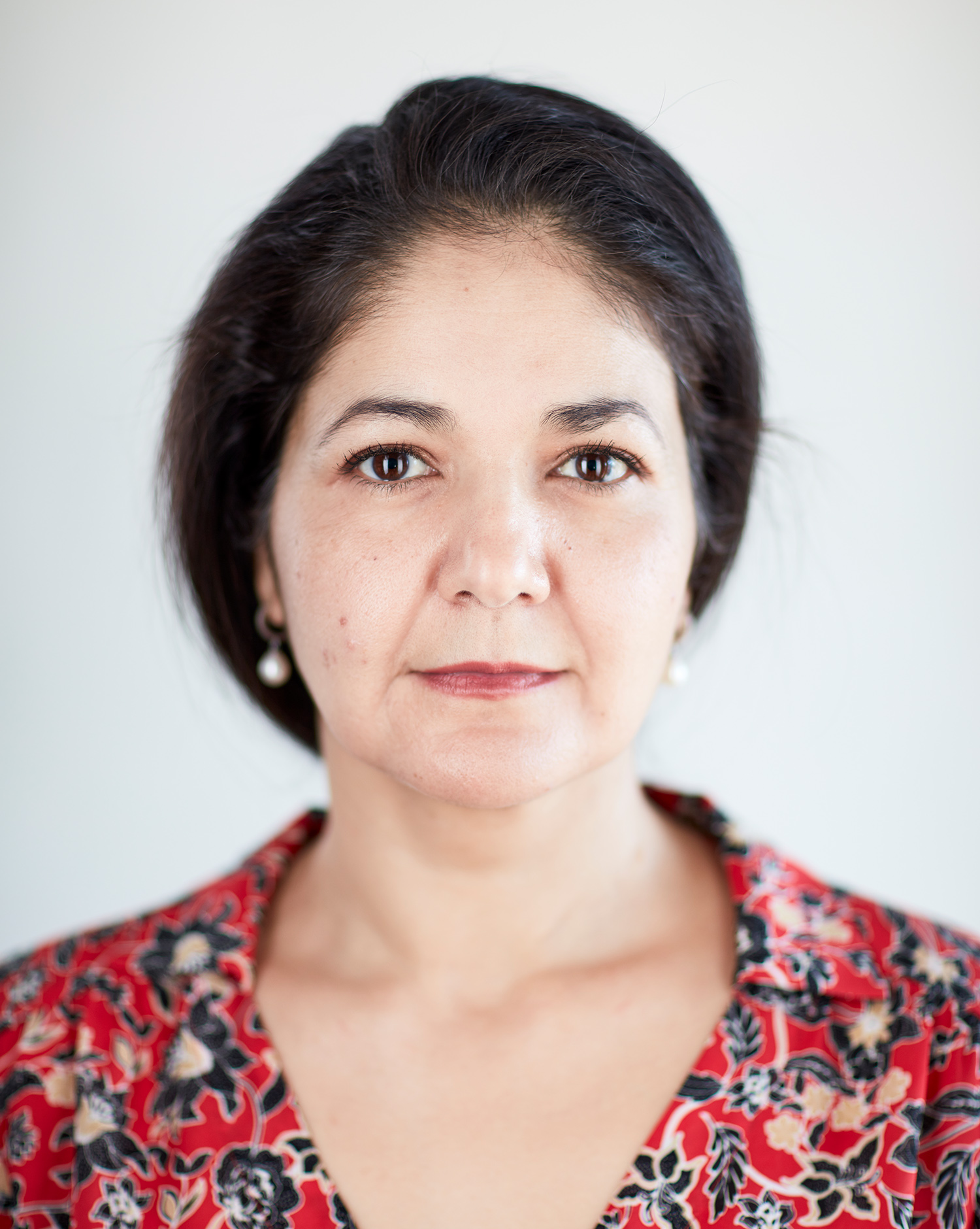 Vina Nadjibulla (Photograph by Eric Putz)