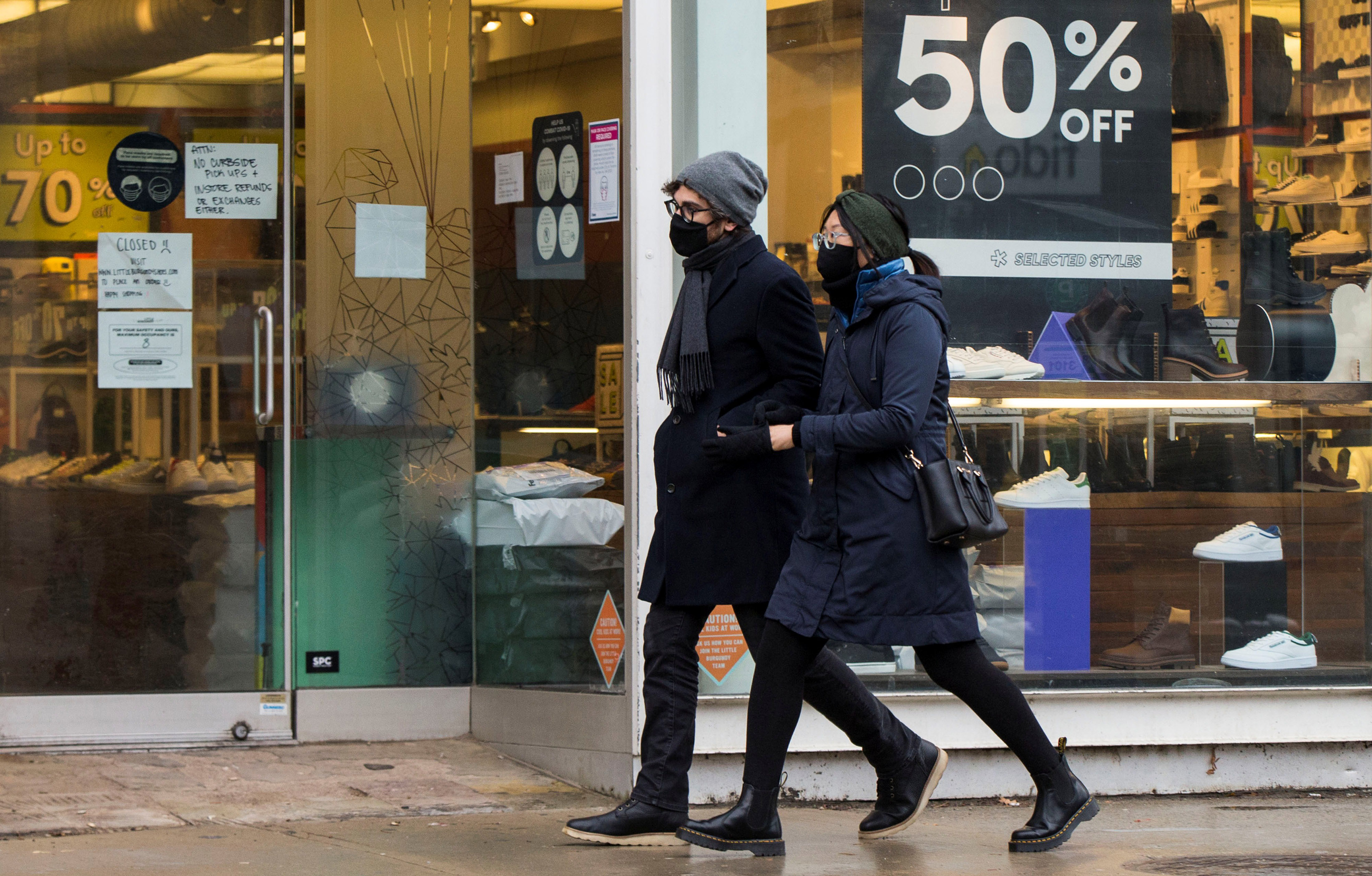 Curbing spending may be good for savings accounts, but it's not so good for an economy that relies on consumers to open their wallets (Zou Zheng/Xinhua/Getty Images)