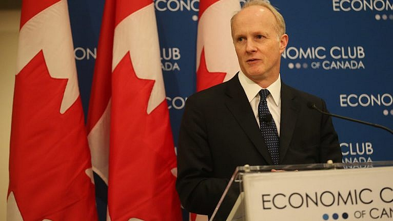 Machin resigned this week as head of the Canada Pension Plan Investment Board (Vince Talotta/Toronto Star via Getty Images)