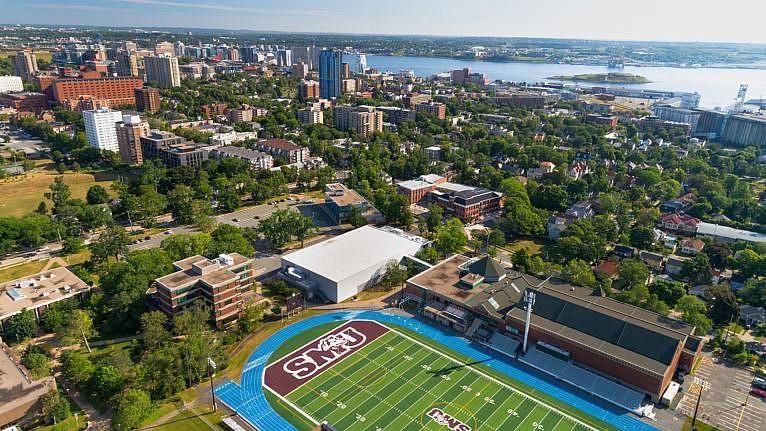 Saint Mary's university campus