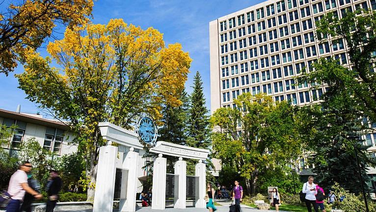 University of Calgary campus