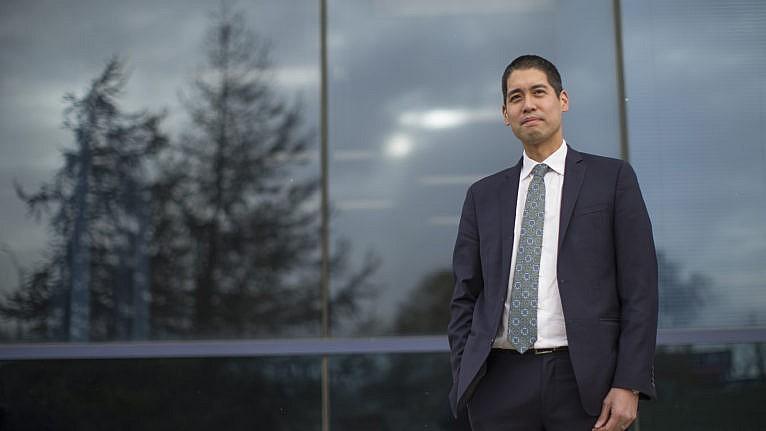 Dr. Lawrence Loh, Medical Officer of Health for Peel Region. (Rick Madonik/Toronto Star/Getty Images)