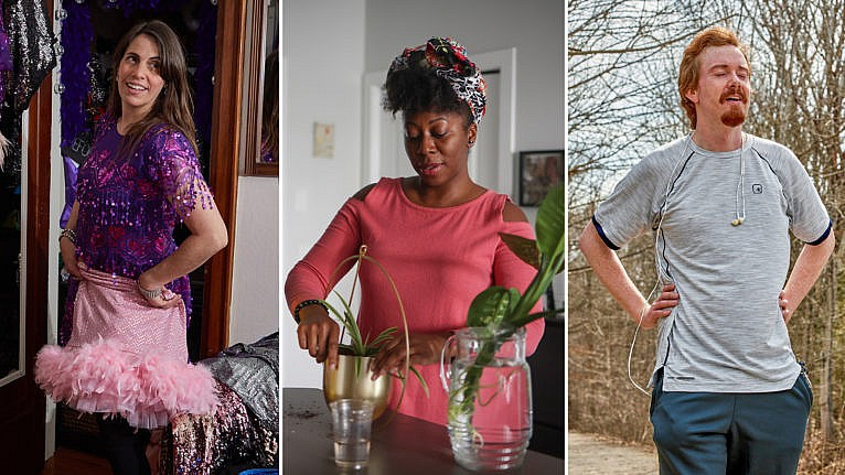 Weight loss The COVID cocoon: Meet the people who transformed themselves during lockdown thumbnail