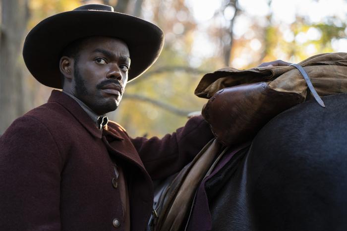 The Underground Railroad - cowboy