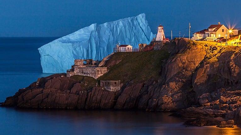 Fort Amherst in St. John's, Newfoundland (Michael Winsor)