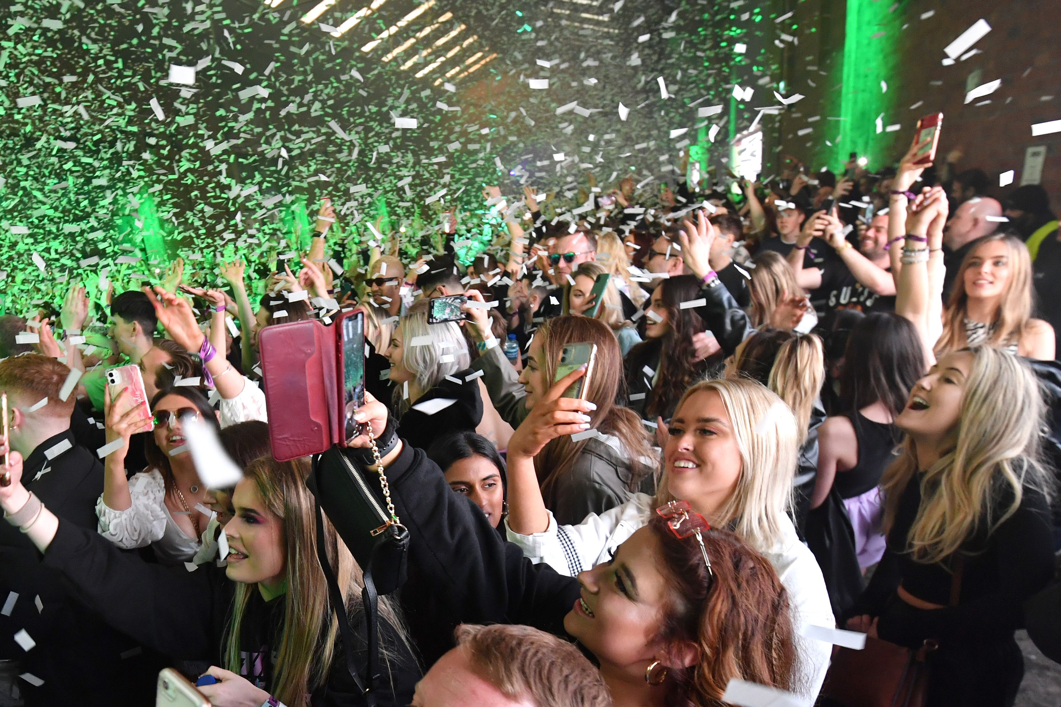 Liverpool goes clubbing for all of us