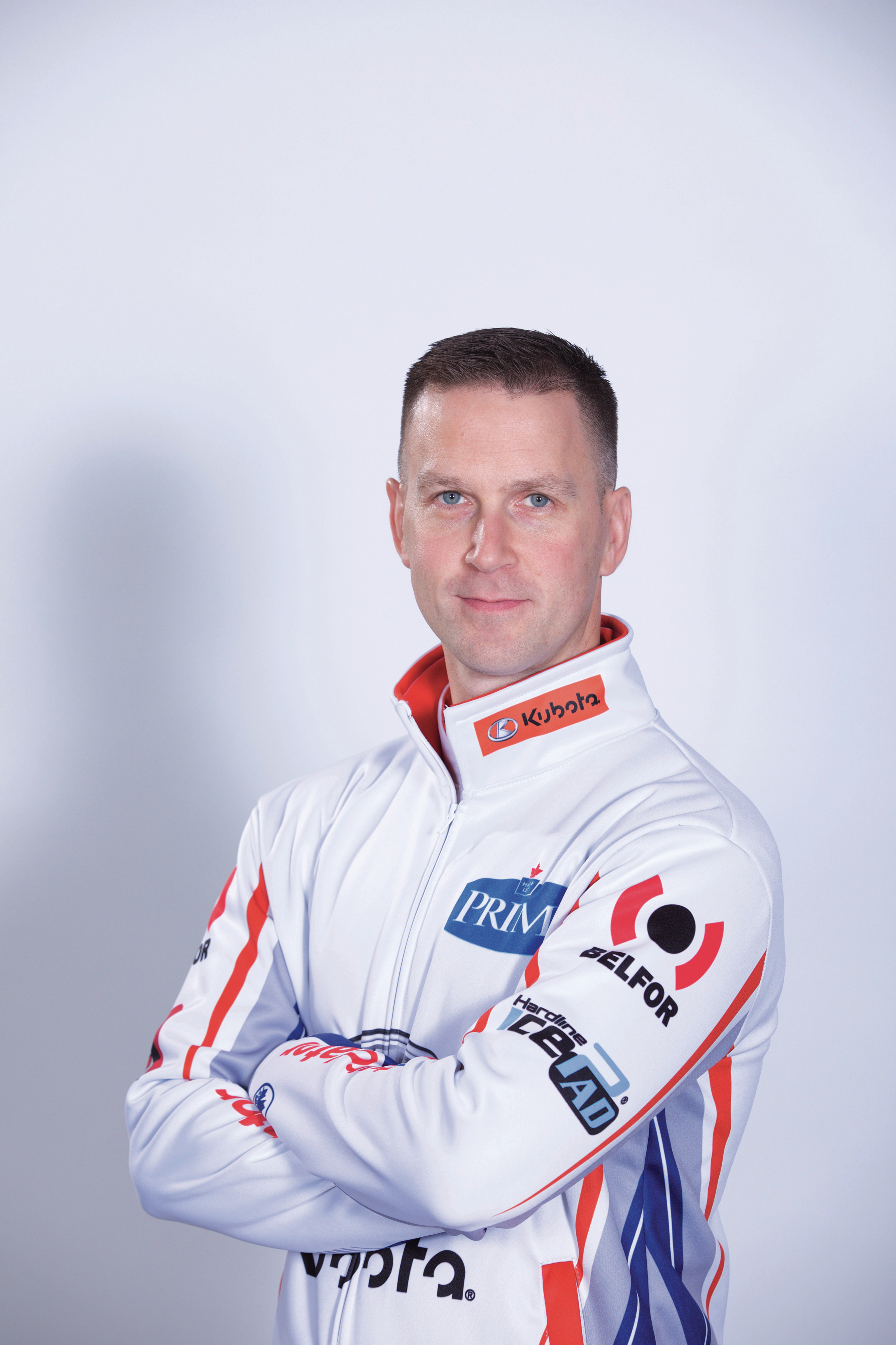For curler Gushue, experience competing on a team has been hugely helpful in his MBA studies (Courtesy of Anil Mungal/Team Gushue)