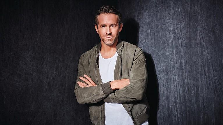 Ryan Reynolds (Courtesy of Guy Aroch/20th Century Studios)