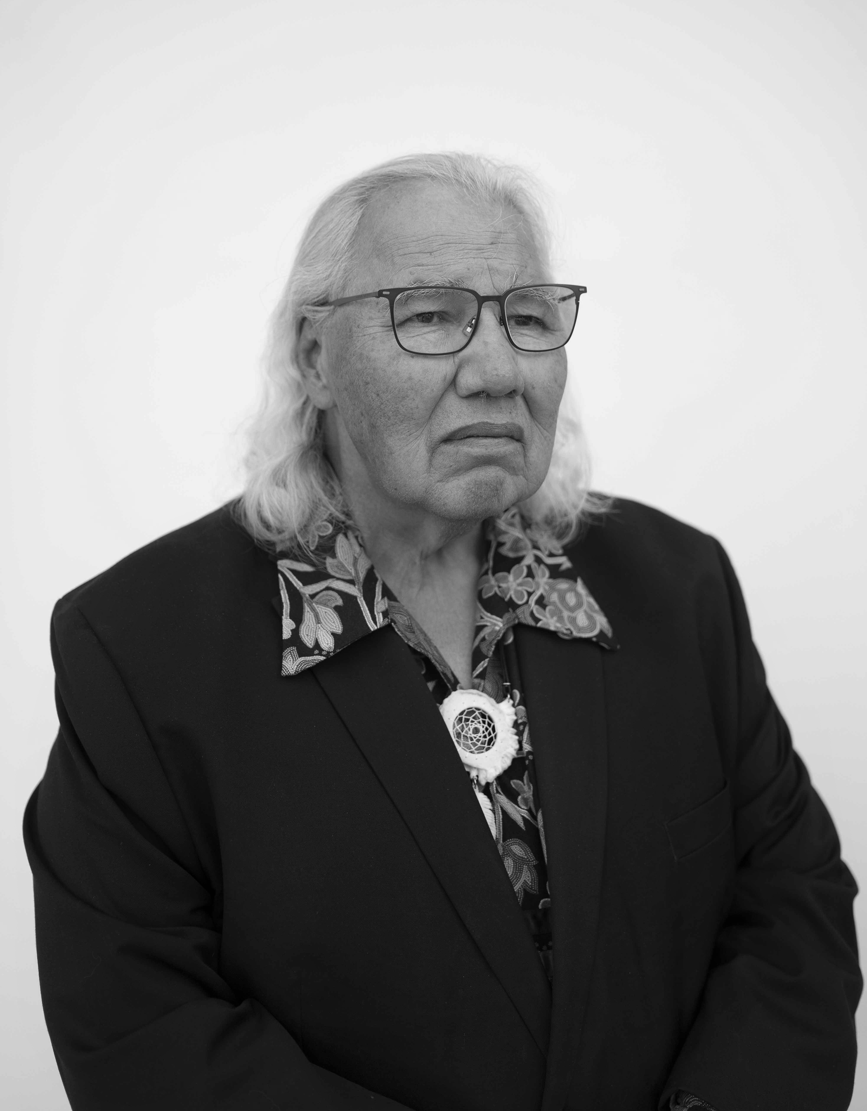 The honourable Murray Sinclair (Photograph by Skye Spence)Murray Sinclair (Photograph by Skye Spence)
