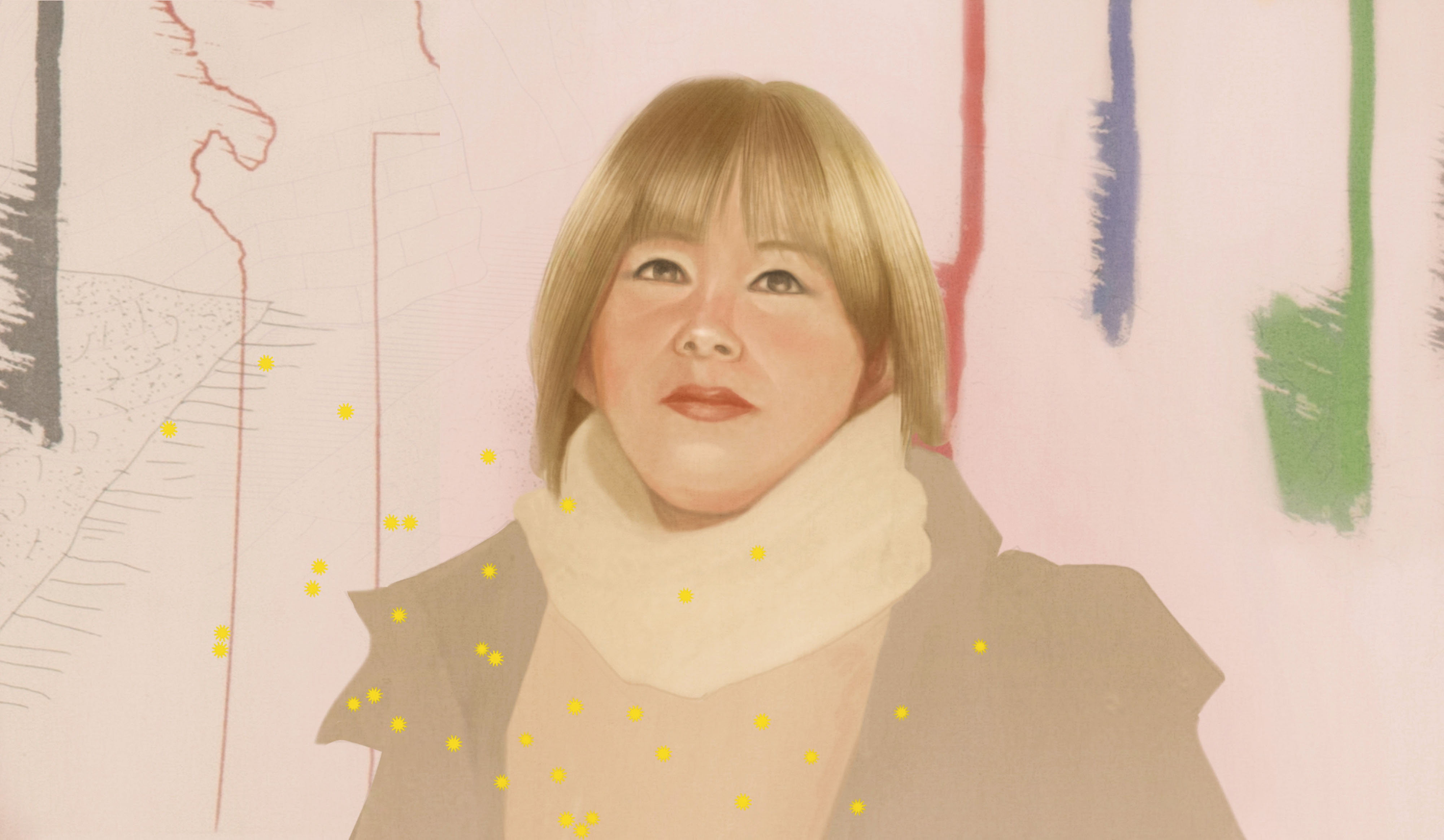 Myanna Dreaver. (Photo illustration by Hsiao-Ron Cheng)