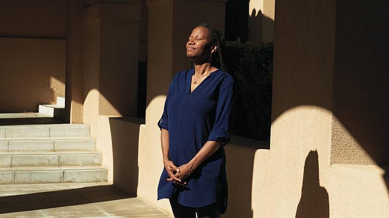 Myisha Cherry Assistant Professor of Philosophy at UC Riverside. (Photograph by Nikk Rich)