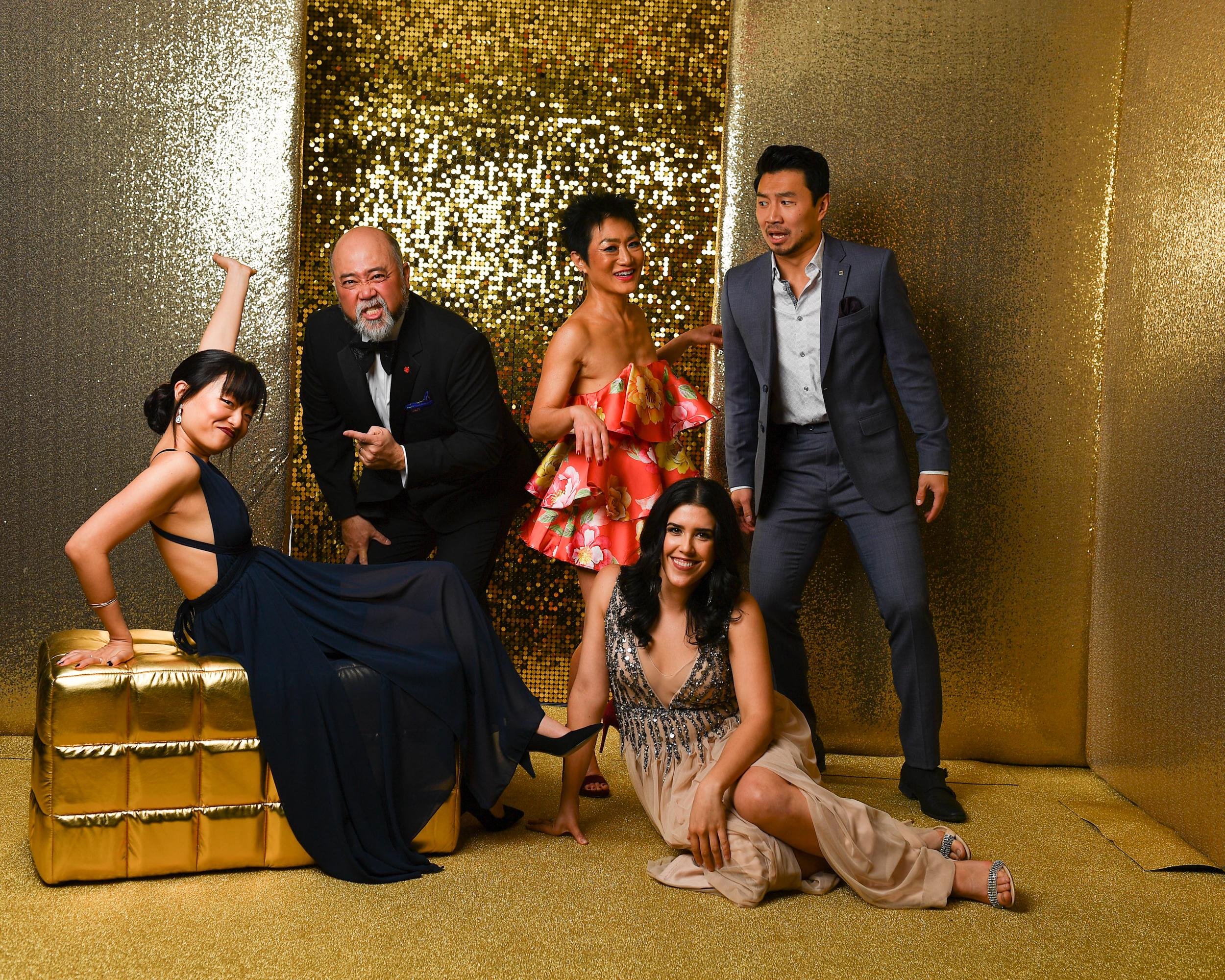 The cast of Kim's Convenience (George Pimentel/Contour/ Getty Images)