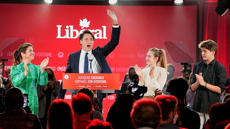 Justin Trudeau's victory speech: 'Our government is ready' (Full transcript)