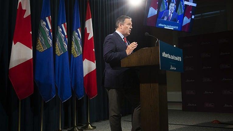 Alberta votes against equalization in a province-wide referendum